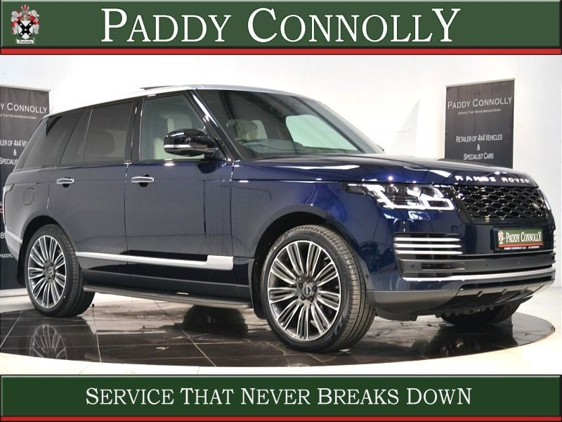 Land Rover Range Rover 201D *5 Seat N1 Bus.Class* AUTOBIOGRAPHY  P400E