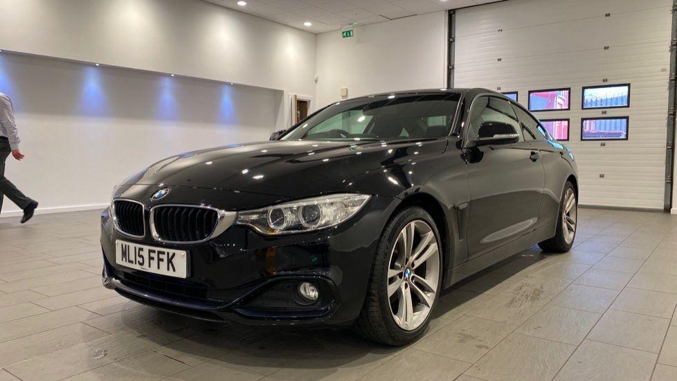 Image 14 - BMW 420d Sport Coupe (ML15FFK)