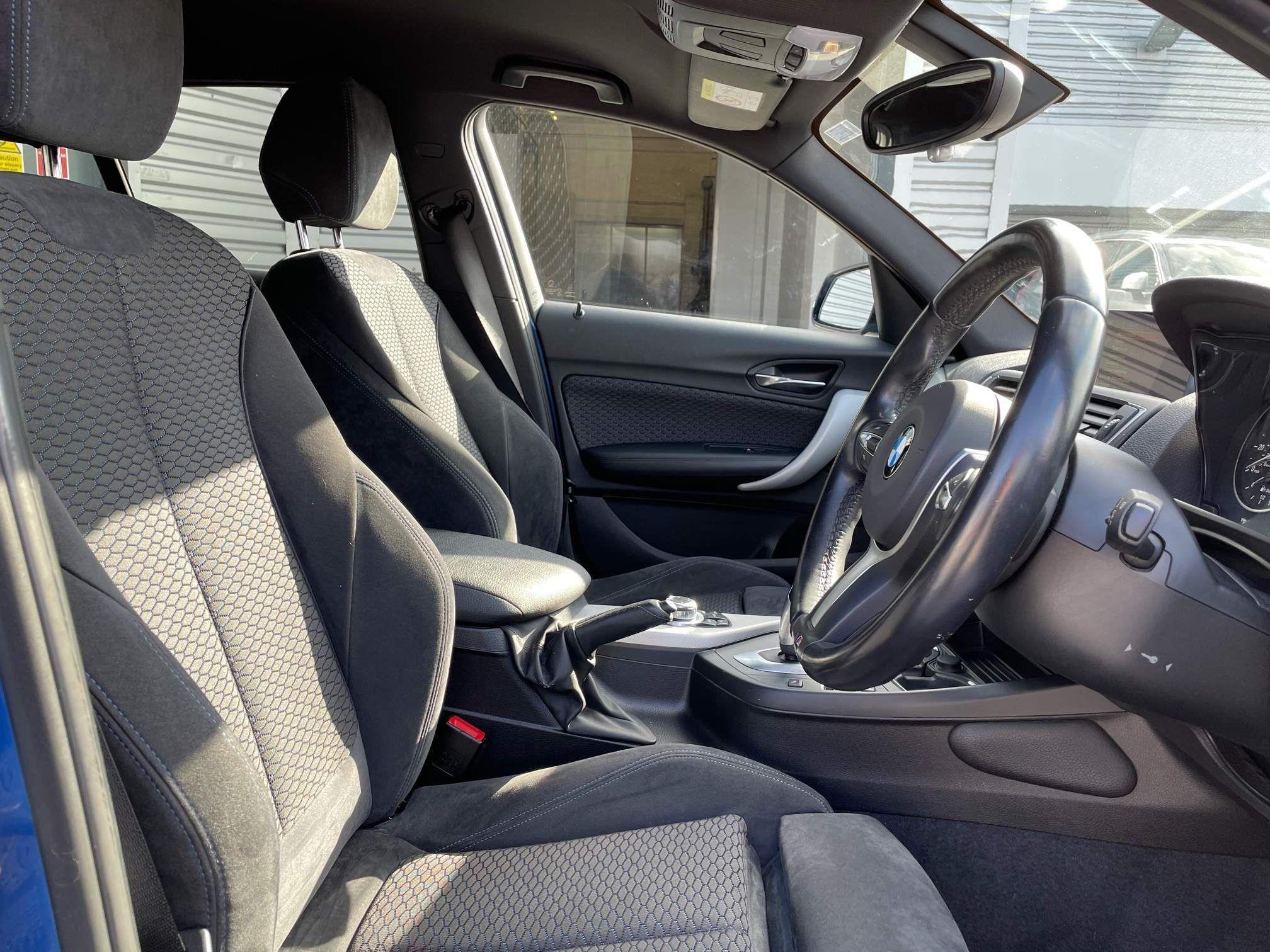 Image 18 - BMW 118d M Sport 5-Door (YF65XJM)