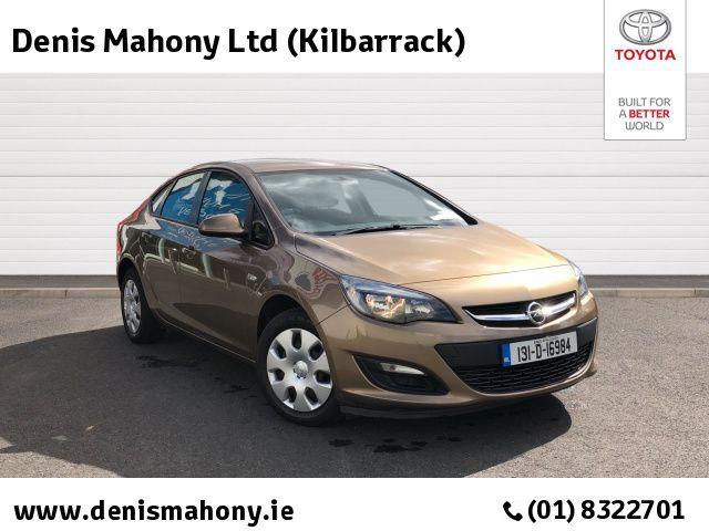 Opel Astra S 1.4 100PS @ DENIS MAHONY KILBARRACK