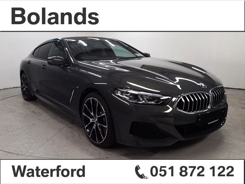 BMW 8 Series 840d Xdrive Gran Coupe 3.0d From €264 Per Week