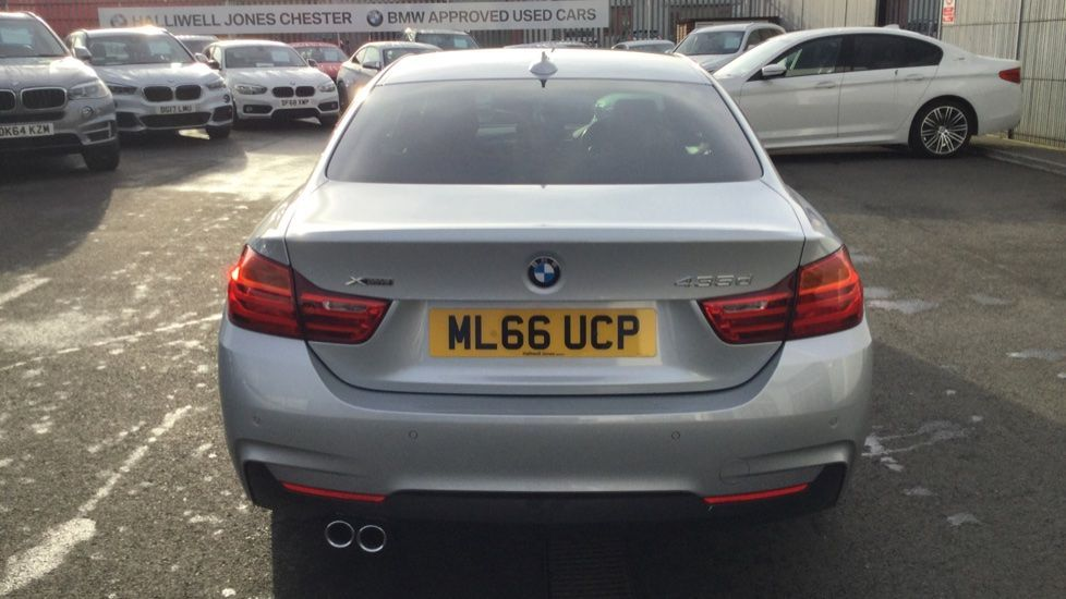 Image 13 - BMW 435d xDrive M Sport Coupe (ML66UCP)