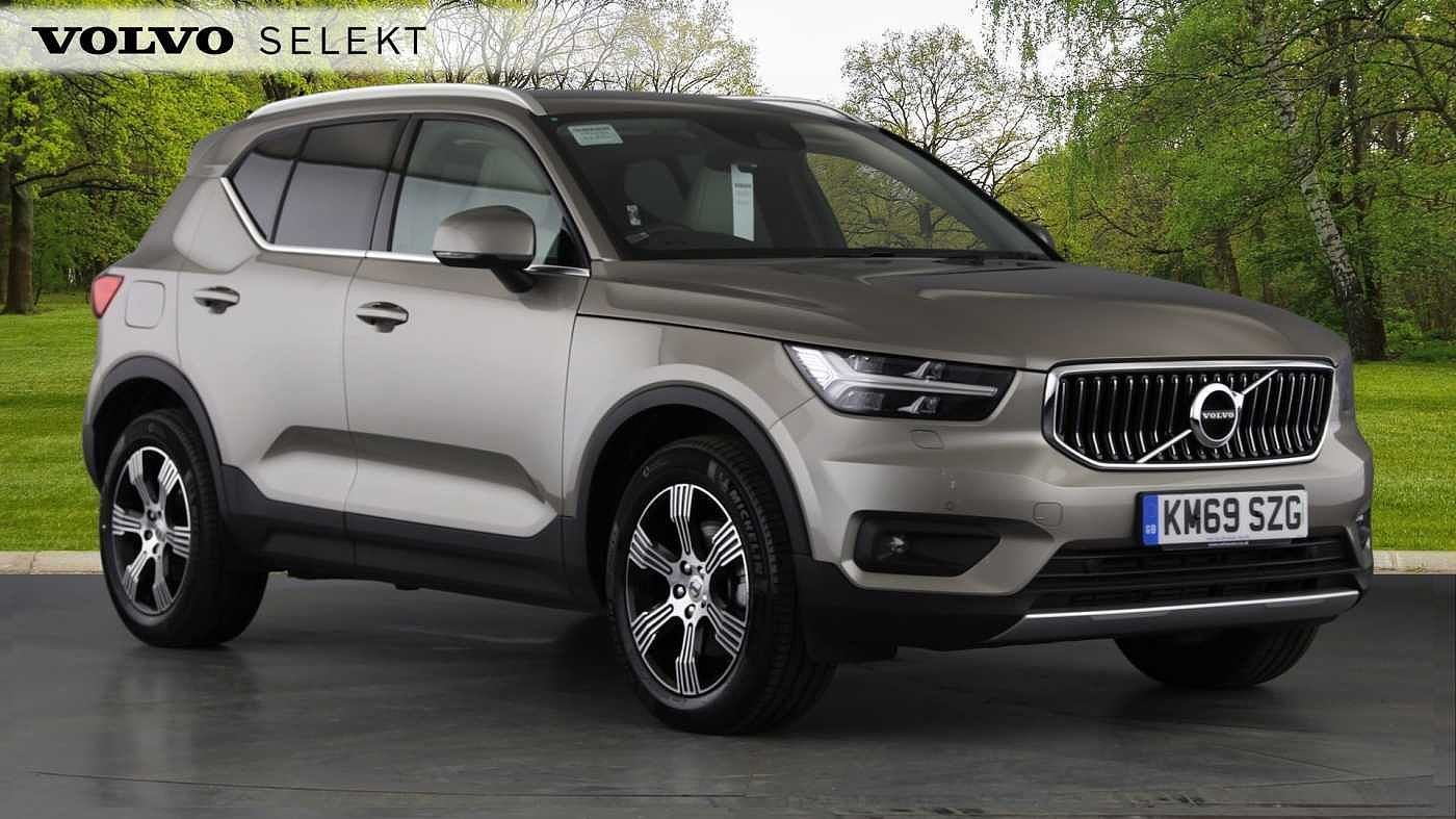 Volvo XC40 SUV 2.0TD (150bhp) AWD D3 Inscription (s/s)