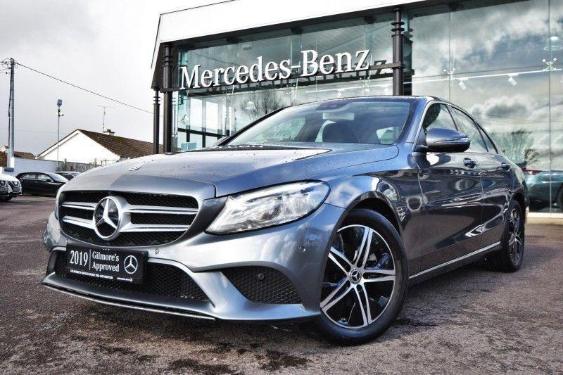 Mercedes-Benz C-Class C220d Premium Plus 9G-Tronic Auto