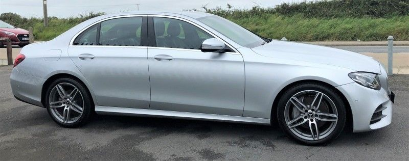 Used Mercedes-Benz E-Class AMG Line Ed BlueTEC 9G-Tronic Auto Start/Stop *FINANCE FROM €97 A WEEK* (2018 (181))