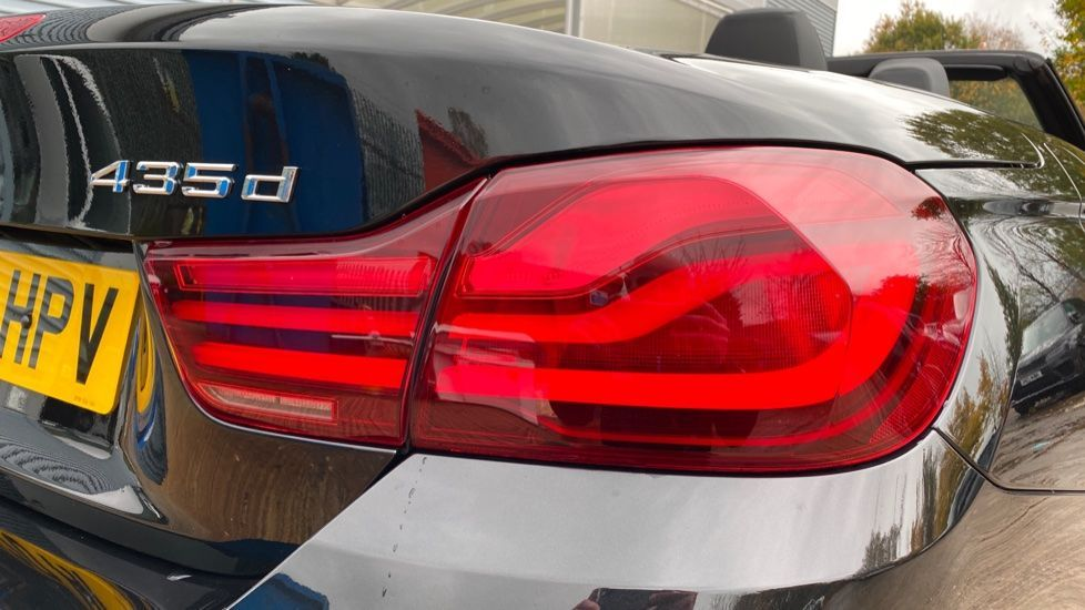 Image 21 - BMW 435d xDrive M Sport Convertible (MA20HPV)