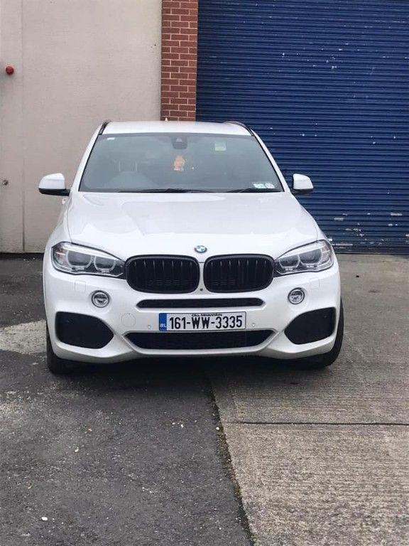 BMW X5 X5 F15 2.0XDRIVE40E M SPORT 5DR A