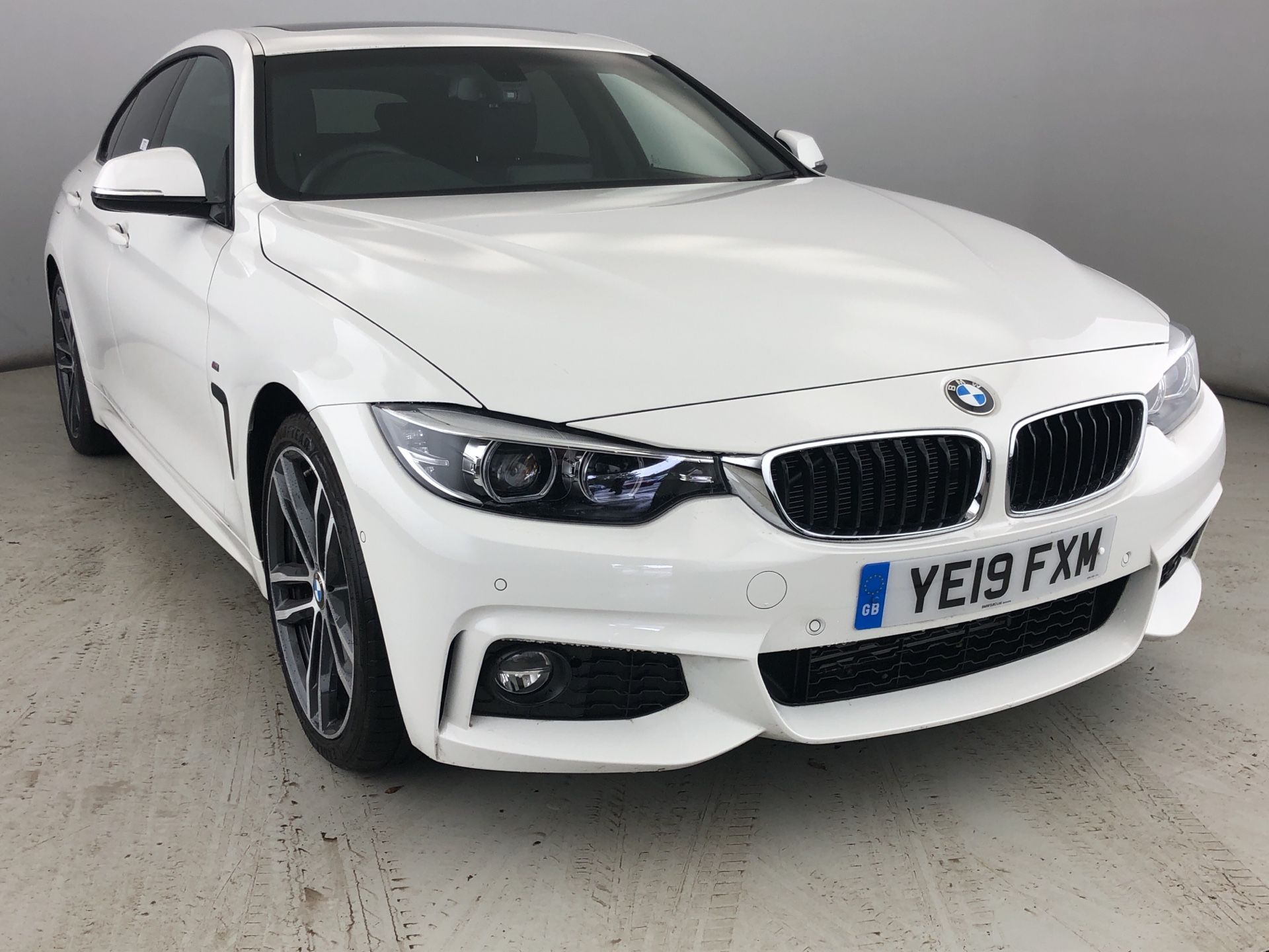 Image 1 - BMW 420d M Sport Gran Coupe (YE19FXM)
