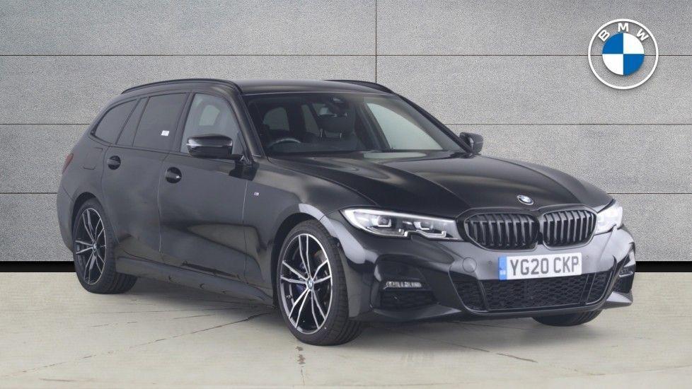 Image 1 - BMW 320d M Sport Touring (YG20CKP)