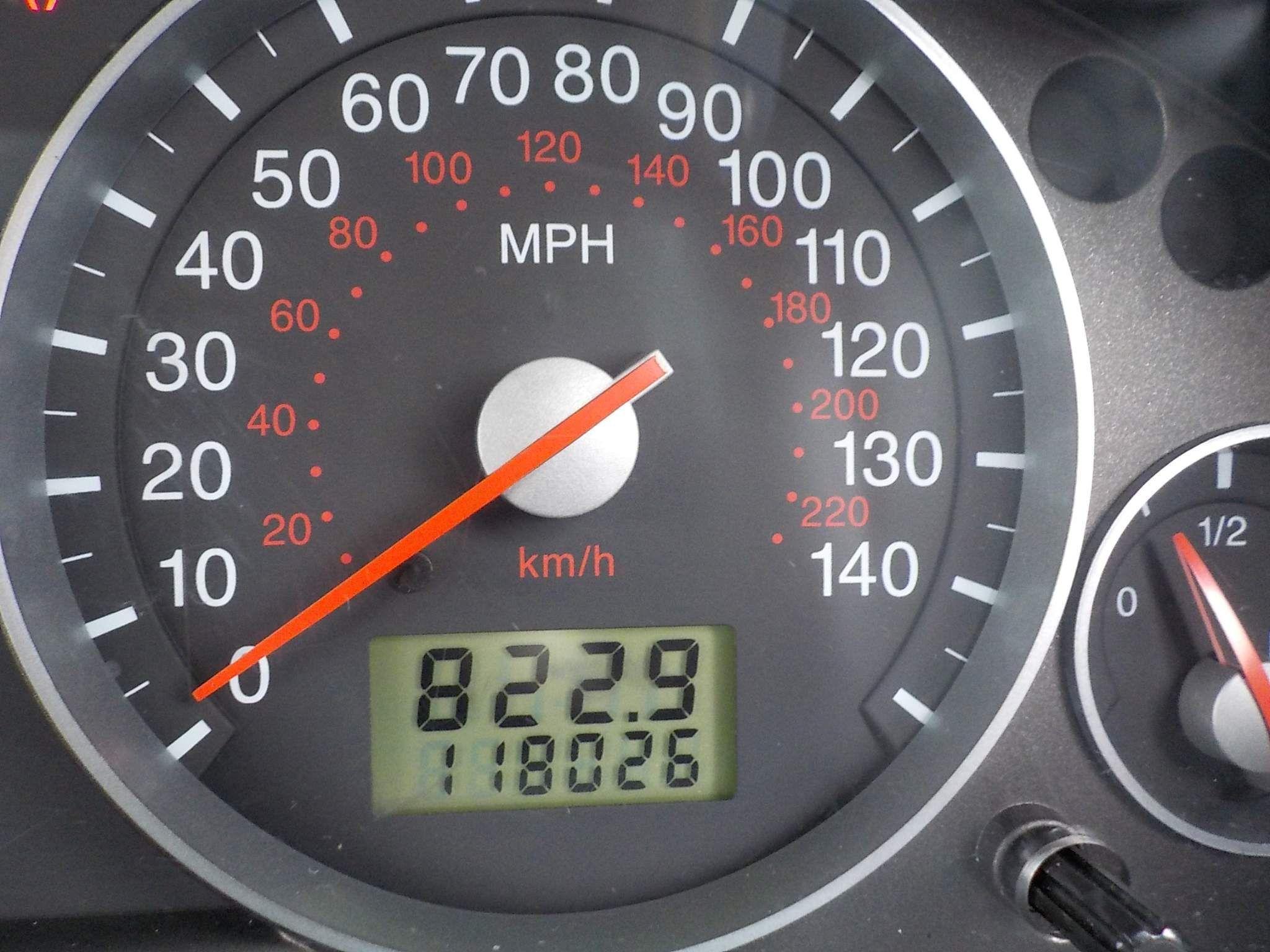 Ford Mondeo 2.0 TDCi SIV LX 4dr