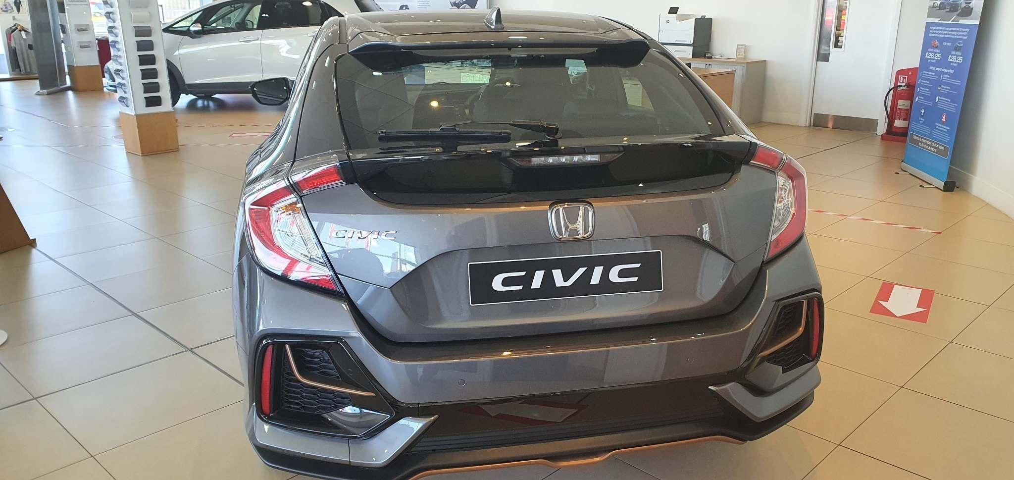 Honda Civic 5 Door Images