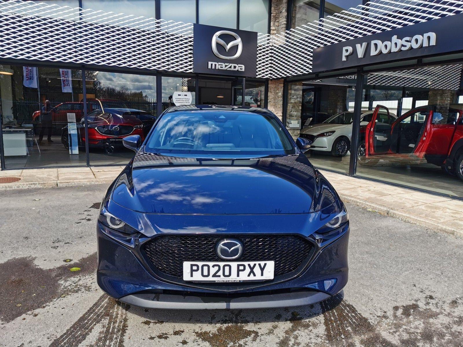 Mazda 3 2.0 Skyactiv G MHEV GT Sport 5dr