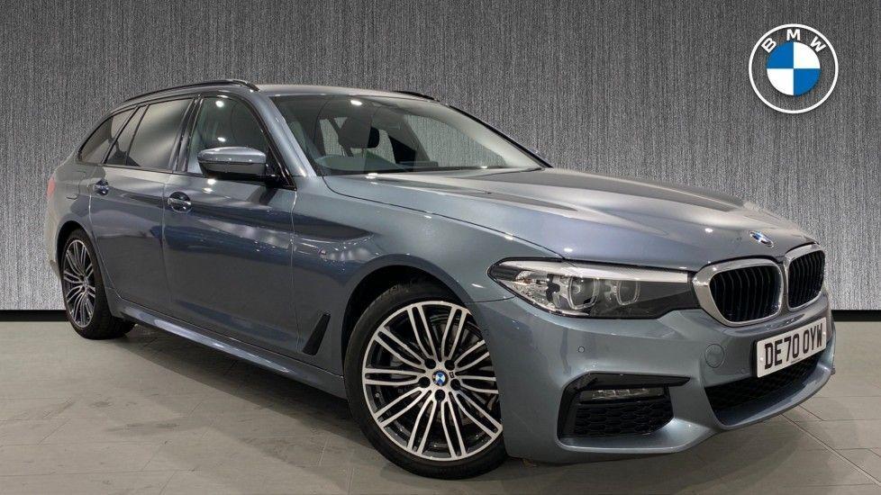 Image 1 - BMW 520d M Sport Touring (DE70OYW)
