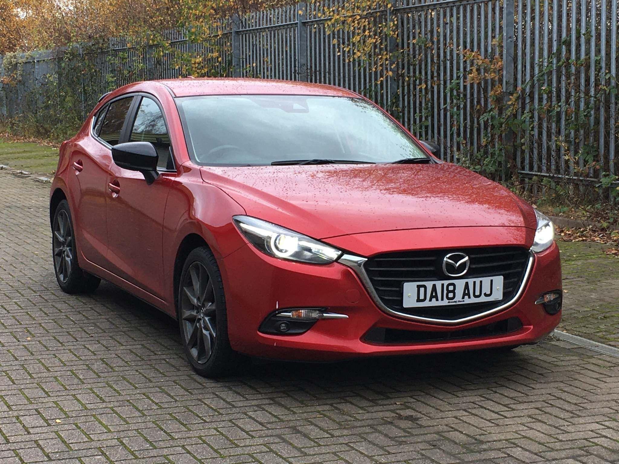 Mazda Mazda3 2.0 SKYACTIV-G Sport Black (s/s) 5dr