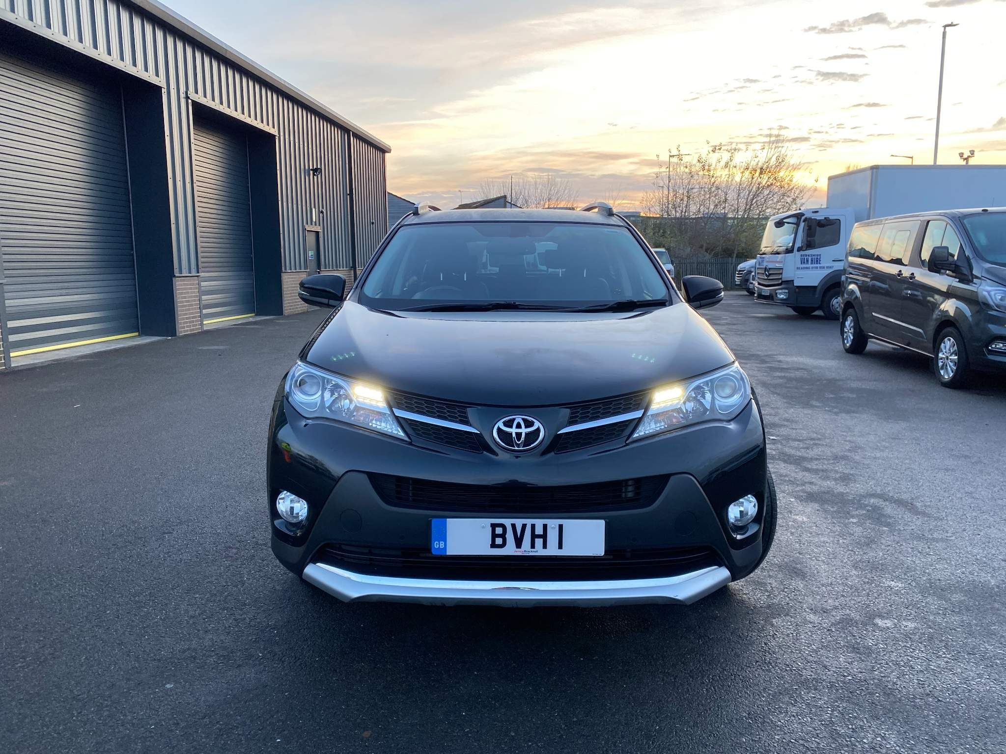 Toyota RAV 4WD D-CAT INVINCIBLE  For Sale