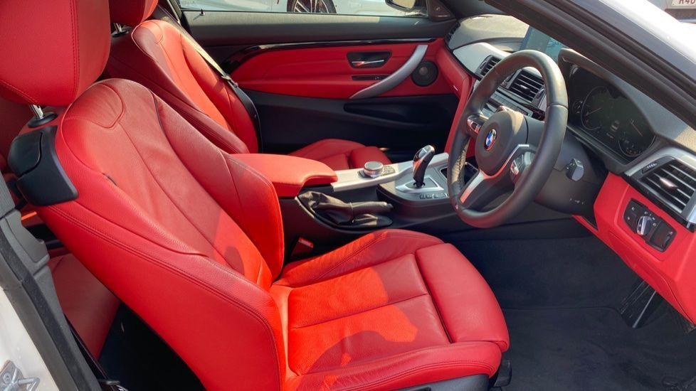 Image 11 - BMW 420d M Sport Coupe (YC69GWX)