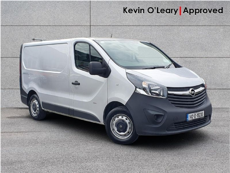 Opel Vivaro L1H1 1.6CDTI 115PS 5DR
