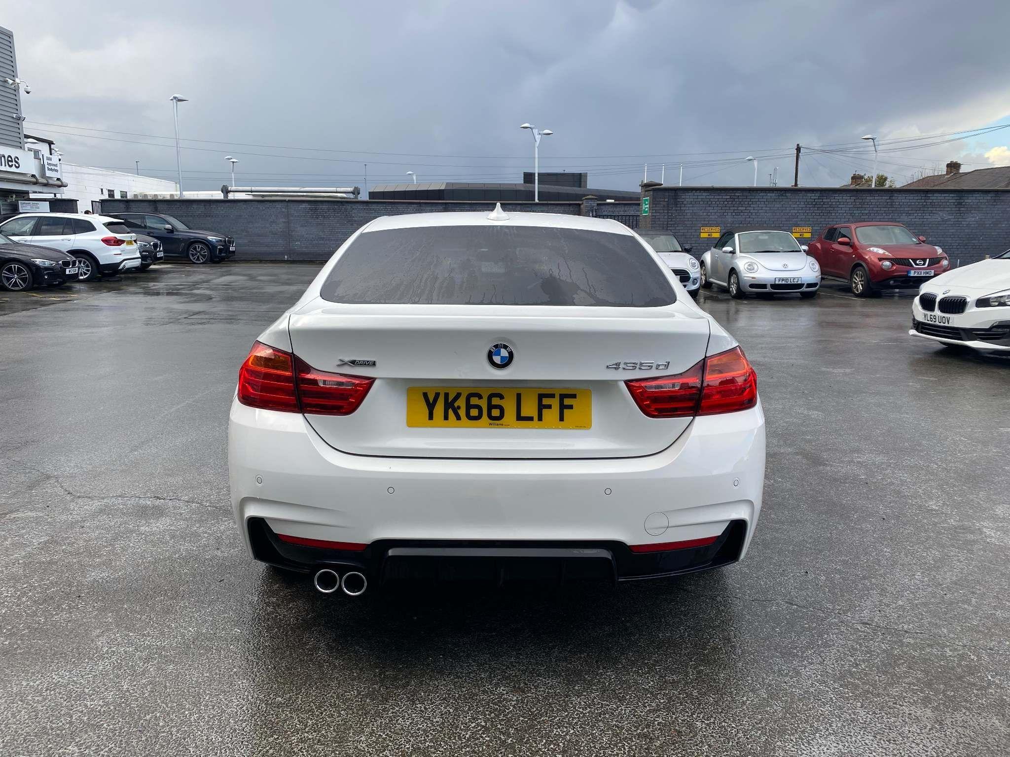 Image 7 - BMW 435d xDrive M Sport Gran Coupe (YK66LFF)