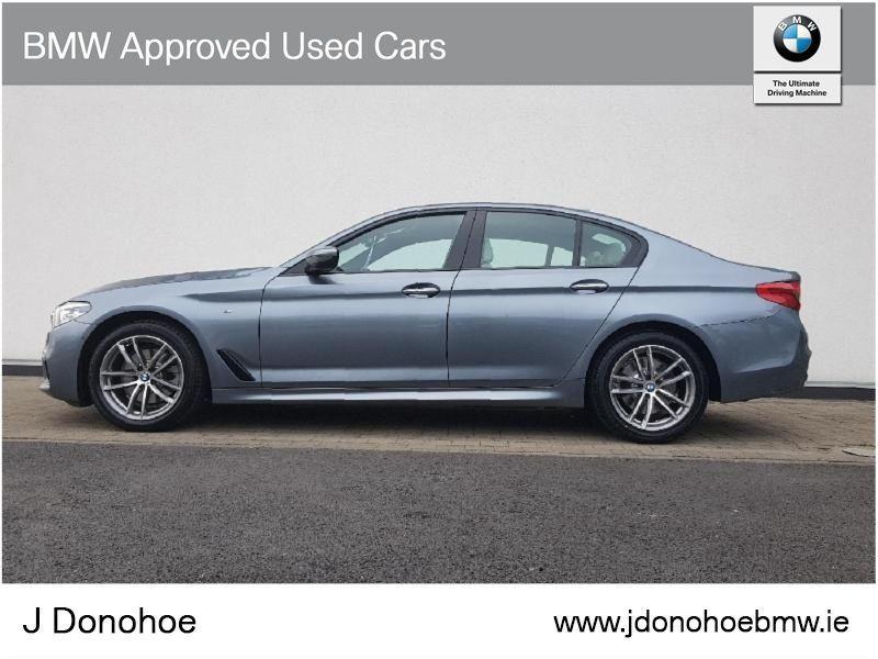 Used BMW 5 Series 520d M Sport Saloon (2017 (171))