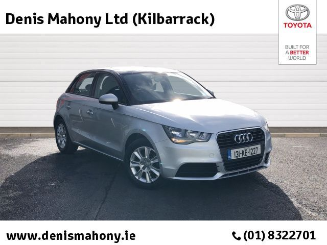 Audi A1 1.2 TFSI 4DR SPORTBACK @ DENIS MAHONY KILBARRACK