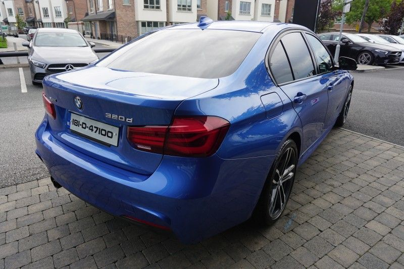 Used BMW 3 Series X-DRIVE 320M-SPORT SHADOW EDITION (2018 (181))