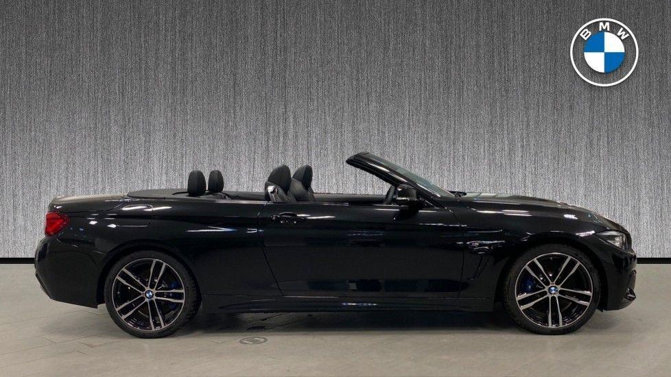 Image 3 - BMW 430d M Sport Convertible (PF20BJZ)