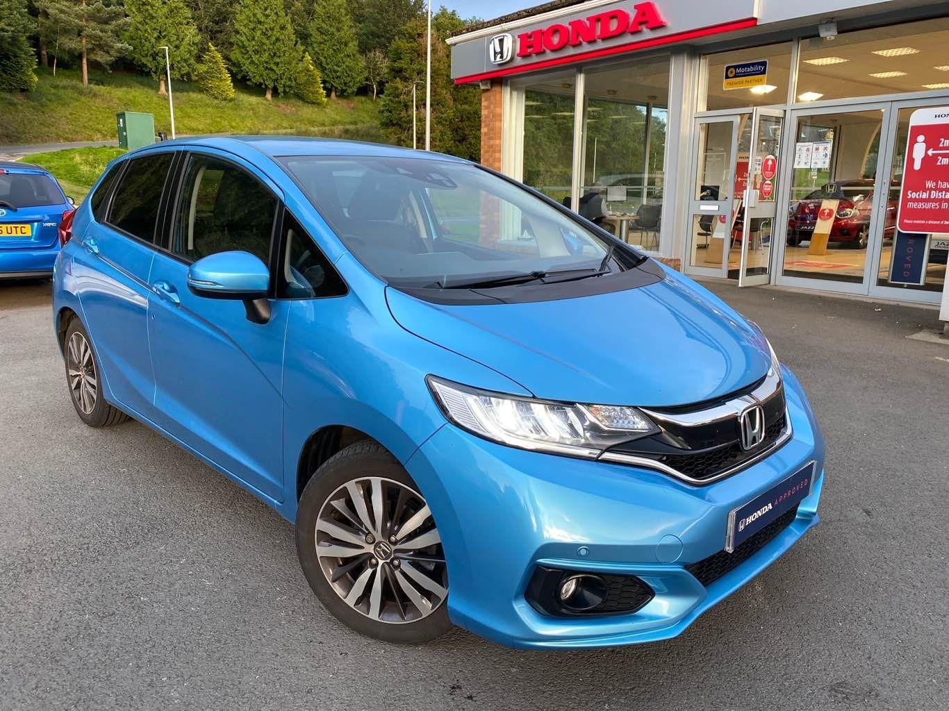 Honda Jazz 1.3 I-VTEC EX