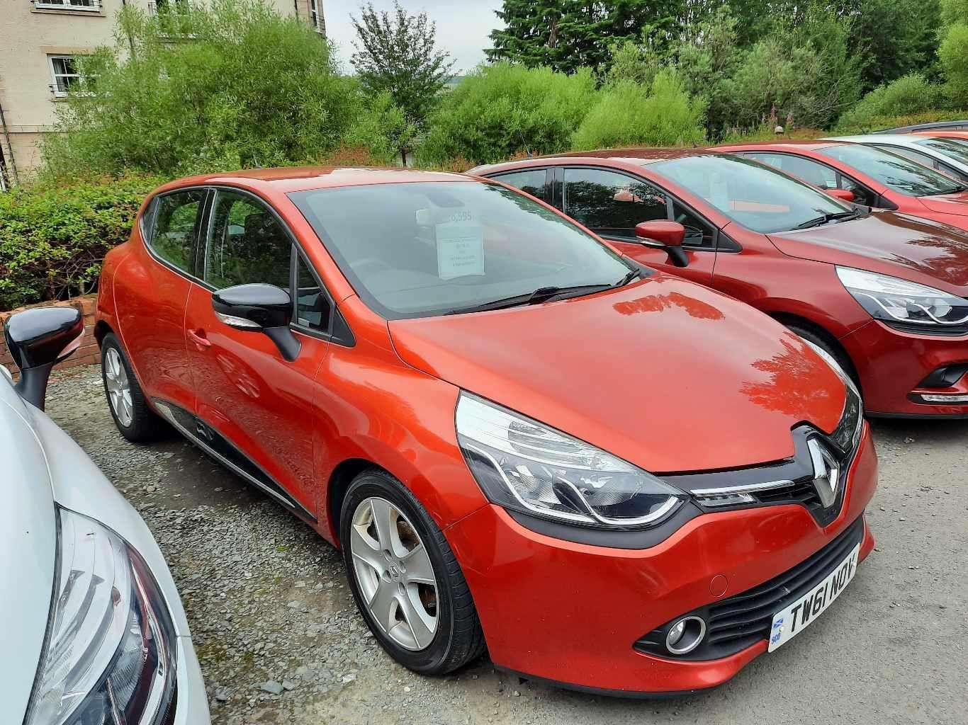 Renault Clio D-que M-nav Energy T