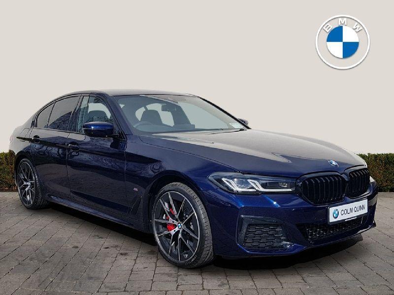 BMW 5 Series 530e M Sport Edition