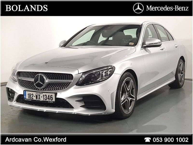 Mercedes-Benz C-Class C220D PREMIUM AMG LINE  With Digital display - From €500 per month *