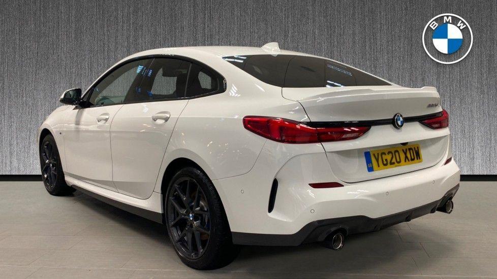 Image 2 - BMW 220d M Sport Gran Coupe (YG20XDW)