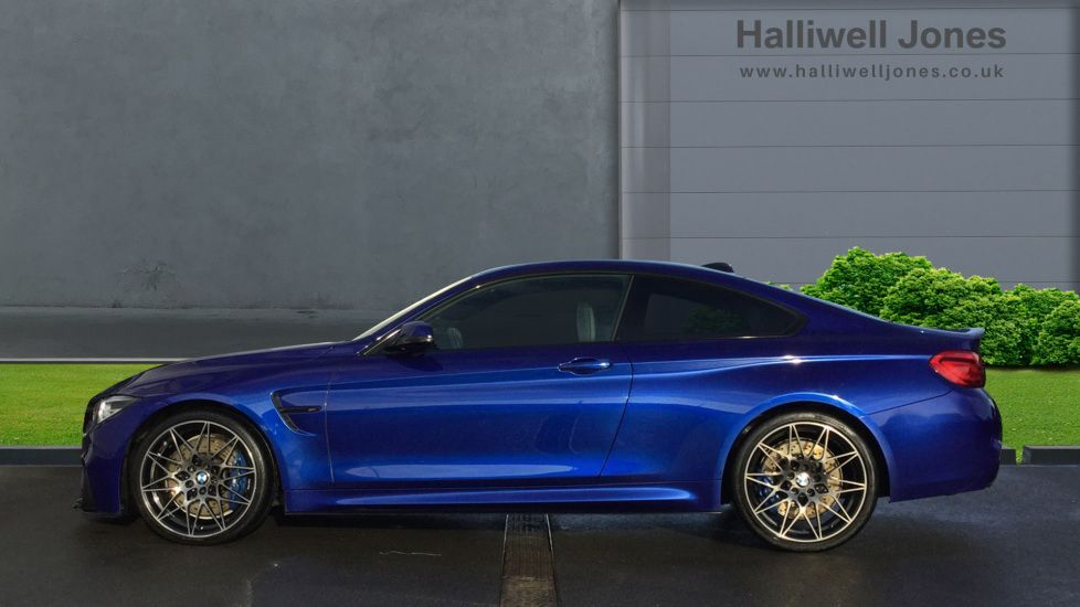 Image 3 - BMW Coupe Competition Package (DA18PZR)