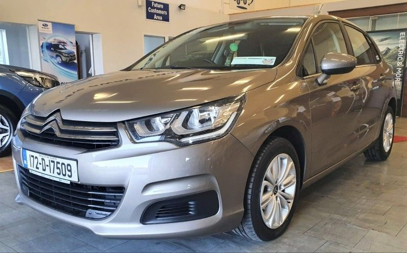 Citroen C4 *FINANCE FROM €55 A WEEK* BLUEHDI100 FEEL 4DR
