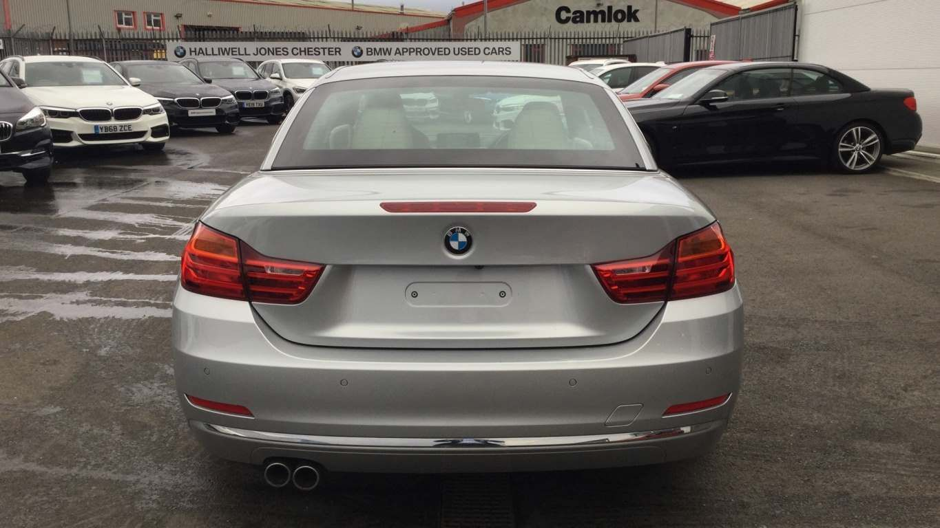 Image 5 - BMW 420d Luxury Convertible (ME16CJX)
