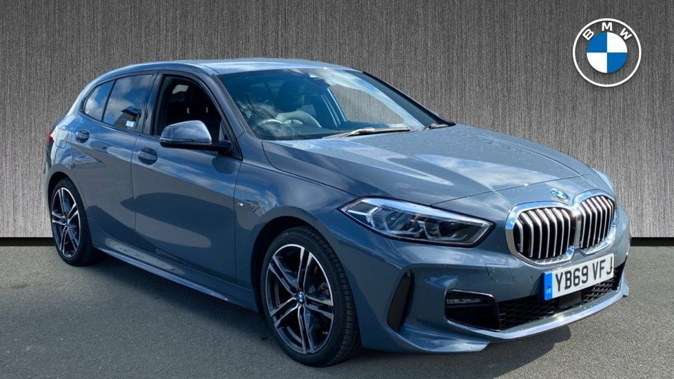 Image 1 - BMW 118i M Sport (YB69VFJ)