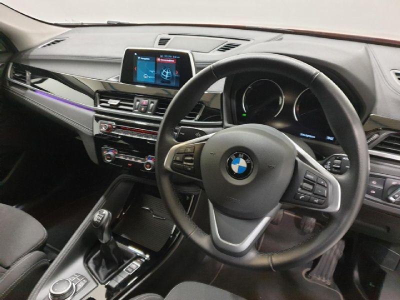Used BMW X2 X2 sDrive18d Sport (2020 (201))