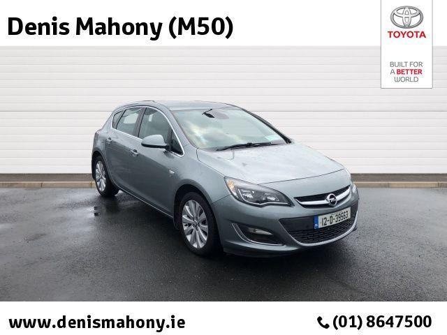 Opel Astra OPEN SE 1.4T 5DR