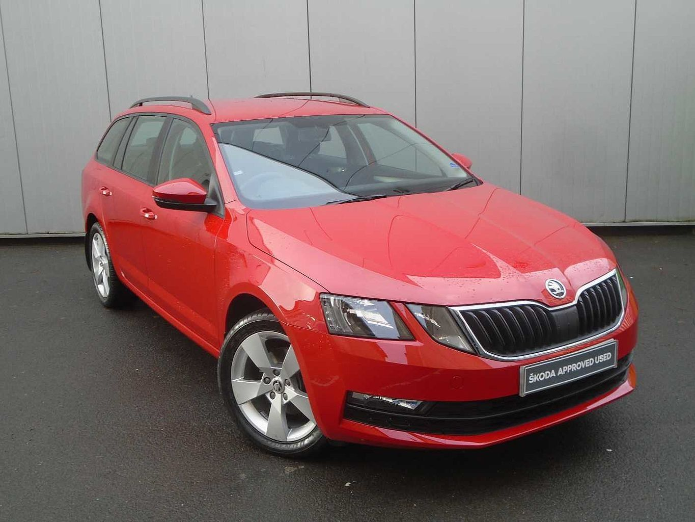 ŠKODA Octavia Estate 1.5 TSI (150ps) SE Drive ACT DSG