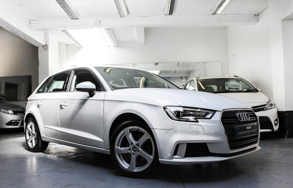 Audi A3 5DR HATCHBACK SPORT PACK 1.6 TDI SAT NAV  ONE OWNER