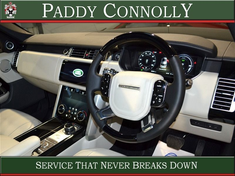 Used Land Rover Range Rover 201 *5 Seat N1 Bus.Class* P400e Vogue (2020 (201))