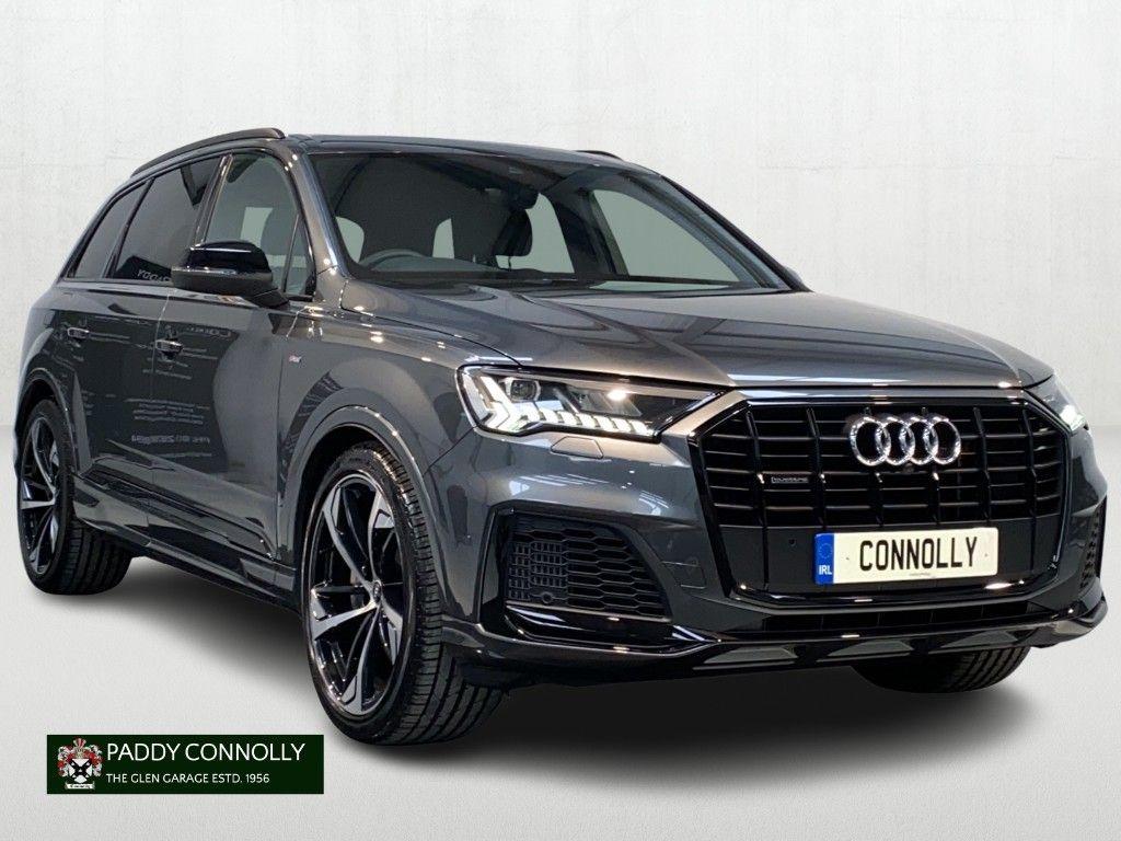 Audi Q7 BLACK EDITION *5 Seat N1 Business Class*