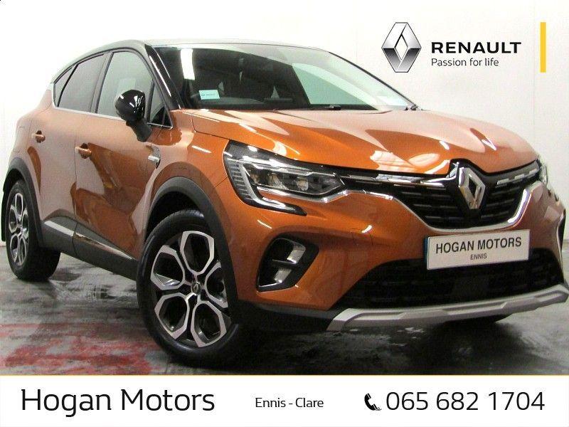 Renault Captur AutomaticTop Spec with Extra