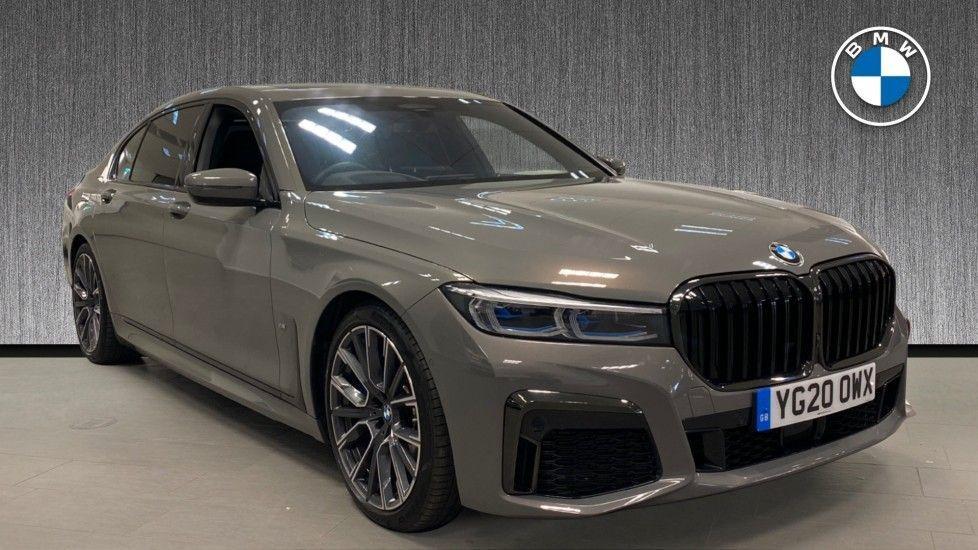 Image 1 - BMW 745Le xDrive M Sport Saloon (YG20OWX)