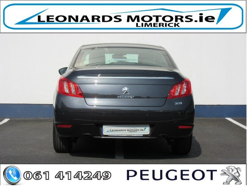 Used Peugeot 508 ACTIVE 1.6 HDI SAT NAV 4DR (2014 (142))