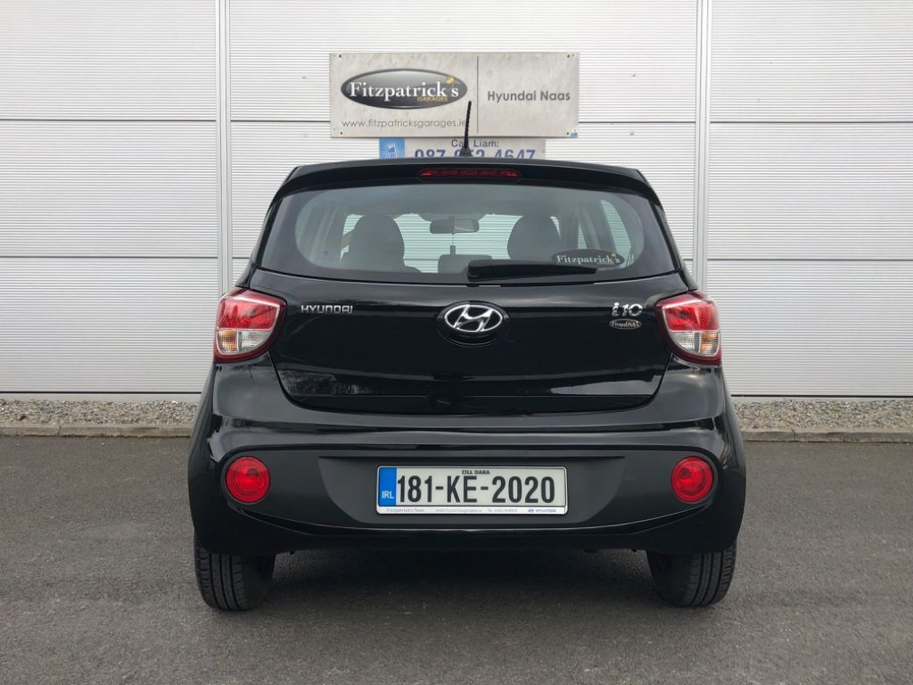 Used Hyundai i10 **VIDEO TOUR** - ONLY 18,000kms (2018 (181))