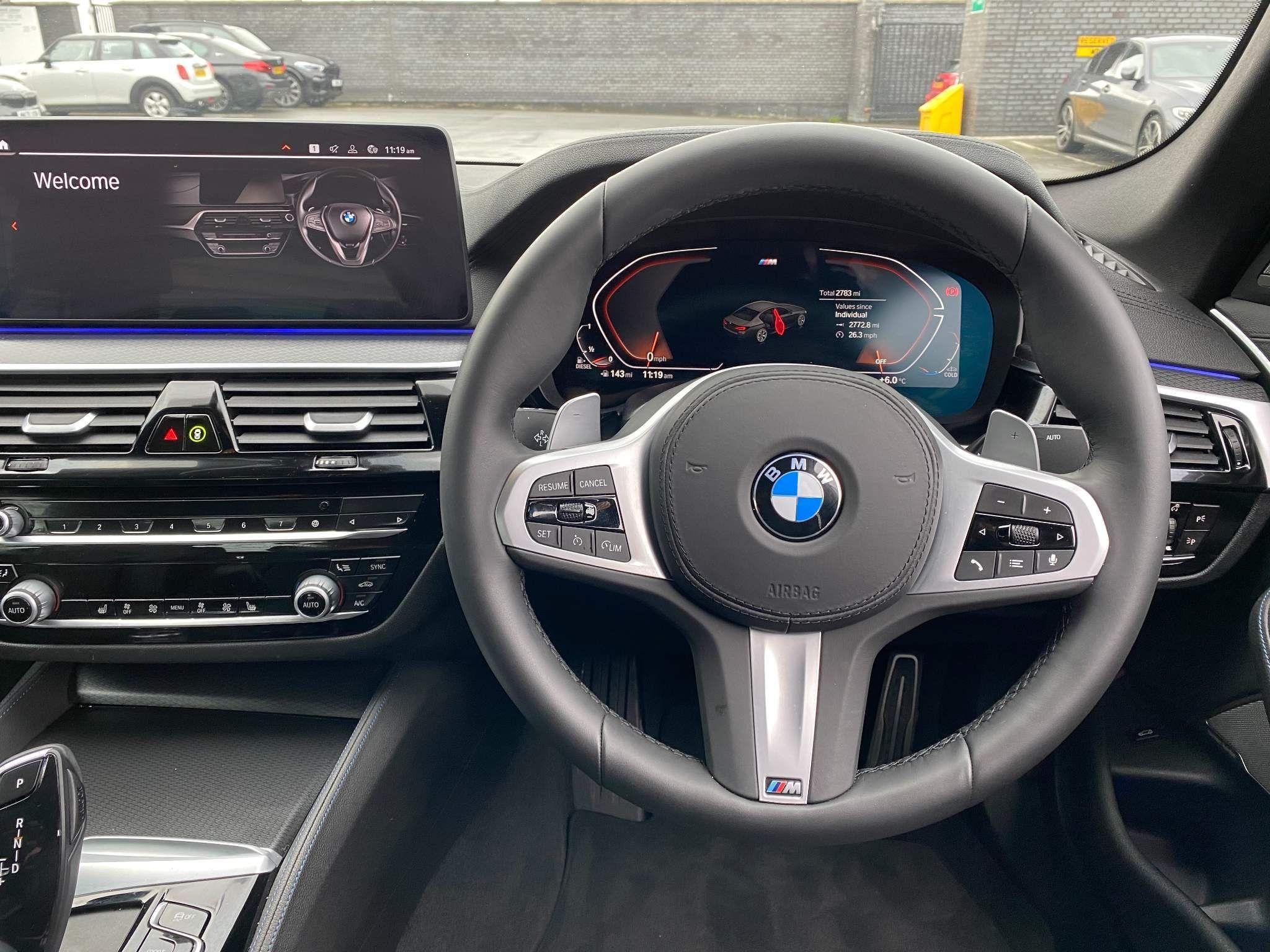 Image 15 - BMW 530d xDrive M Sport Saloon (MV70CGK)