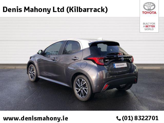Used Toyota YARIS NEW YARIS HYBRID @ DENIS MAHONY KILBARRACK (2021 (211))