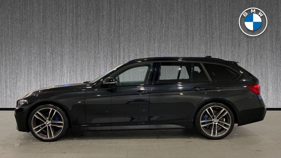Image 3 - BMW 318d M Sport Shadow Edition Touring (YH19LVE)
