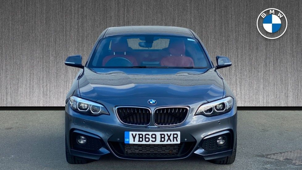 Image 16 - BMW 218d M Sport Coupe (YB69BXR)
