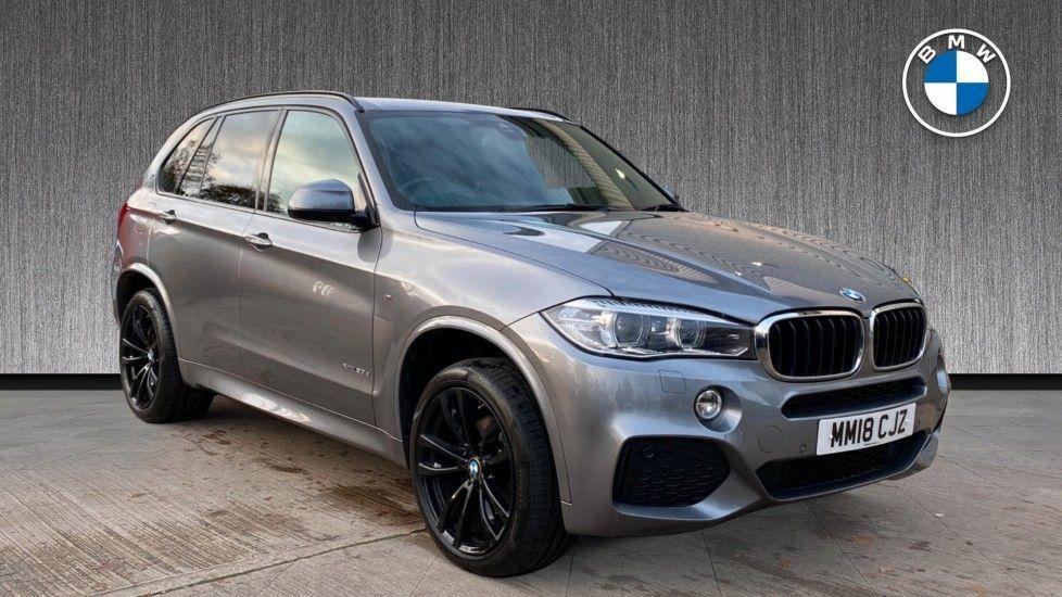 Image 1 - BMW xDrive30d M Sport (MM18CJZ)